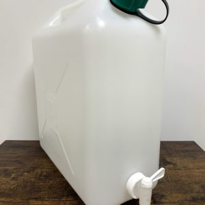 Jerrican extra-fort avec robinet eaux propres 15 litres