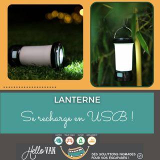 Hello ! ☀ . 🍀 L'offre de la semaine : Lanterne rechargeable . 6 fonctions: Lanterne à poser ou à suspendre avec son mousqueton (15,90 ou 290 lumens), Torche (85 ou 195 lumens), Lumière d'alarme, clignotant rouge et fonction lampe ou torche magnétique pour fixer sur tout support métallique. Rechargeable (6h) par port USB. Imperméable IPX5. . Prix en magasin : 29€90 . Profitez de 10% de réduction avec le code : HELLOVAN10 valable jusqu'au 02/05/2021. . À très bientôt, . Carole-Anne ⛺ . Retrouvez-nous : 117 rue des orchidées, 42155 LENTIGNY 📞 04 28 72 01 05 🛒 Achetez en ligne : https://www.hello-van.com/produit/lanterne-mousqueton-rechargeable/ . . . . #travelgram #pictureoftheday #campingcar #locationvan #vanlife #lifeontheroad #vanlifestyle #campingsauvage #campinglife #campingwithdogs #campingweekend #campinglove #campingfun #voyageenfrance #trip